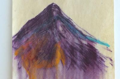 2015, aquarelle sur papier, 12.5 x 7.5 cm 250 CHF